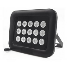 15 LEDs WIDE ANGLE IR ILLUMINATOR FOR NIGHT VISION