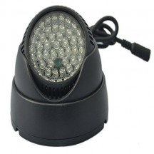 WIDE RANGE INDOOR IR ILLUMINATOR FOR CCTV NIGHT VISION